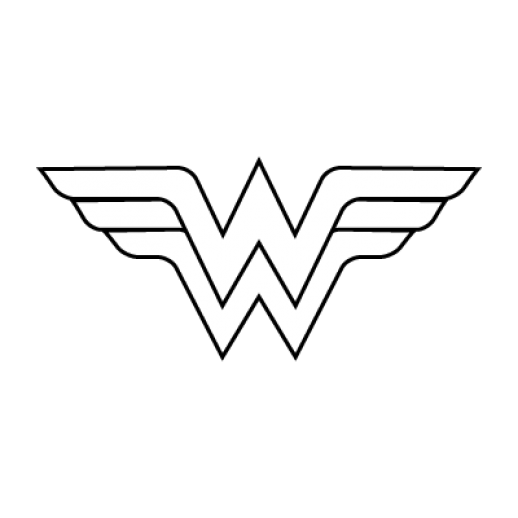 wonder woman logo #1058