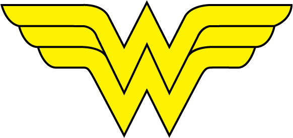 wonder woman logo #1059
