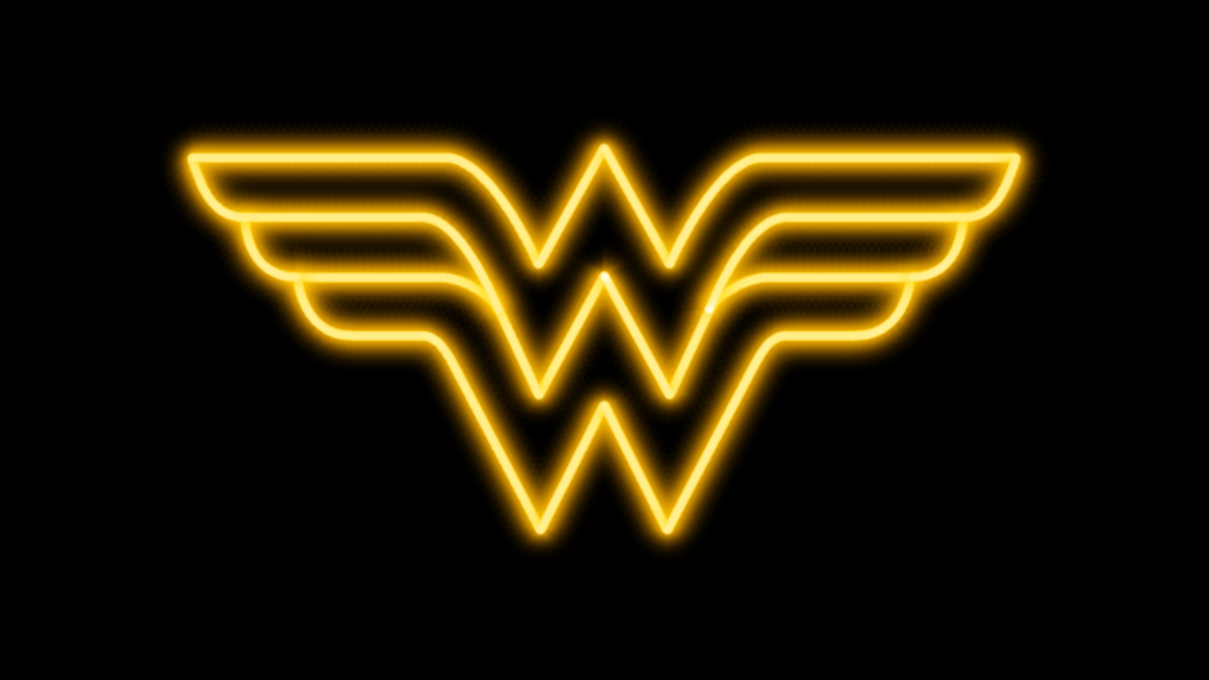 wonder woman logo 1063