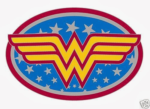 wonder woman logo 1065