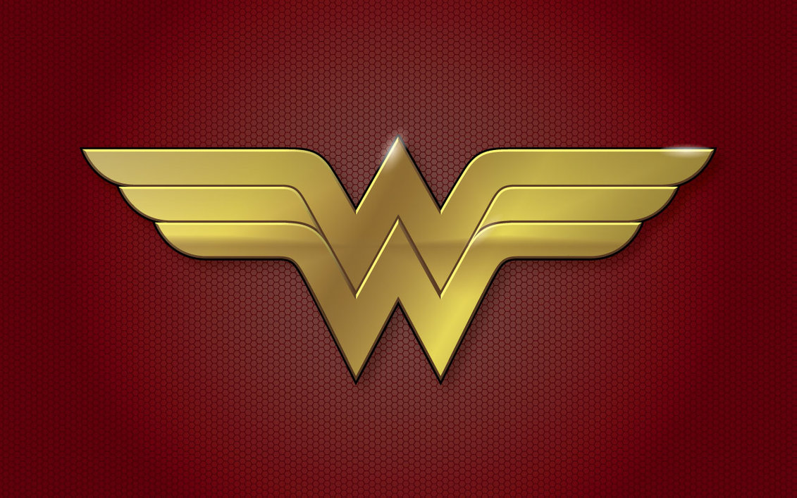 wonder woman logo 1066