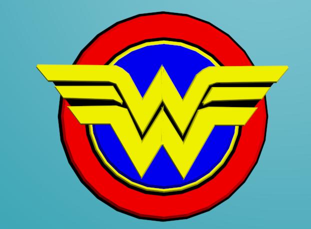 wonder woman logo #1070