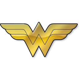 wonder woman logo 1071
