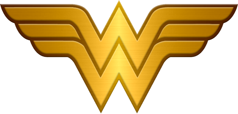 wonder woman logo png #1041