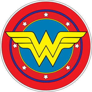 wonder woman logo png 1062