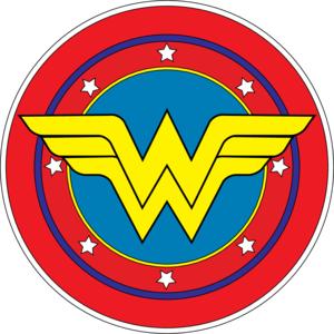 Wonder Woman Logo 1071 Free Transparent PNG Logos