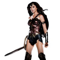 download wonder woman png photo images and clipart #16492