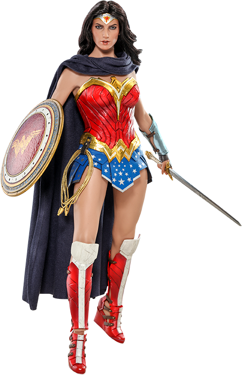 hot toys comics wonder woman figure sideshow collectibles #16489