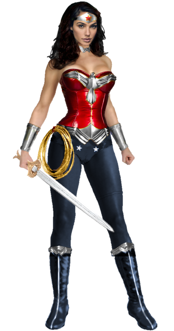wonder woman gal gadot new gasa deviantart #16477