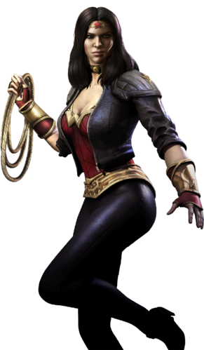 wonder woman injustice gods among wiki fandom #16491