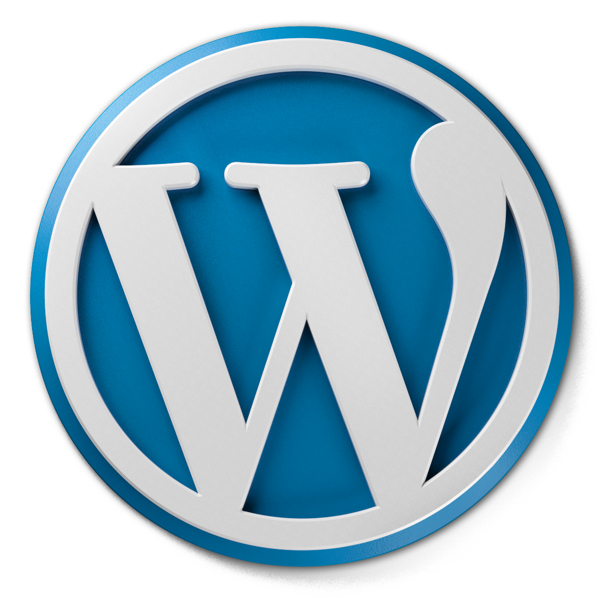 file wordpress logo wikimedia commons #29026