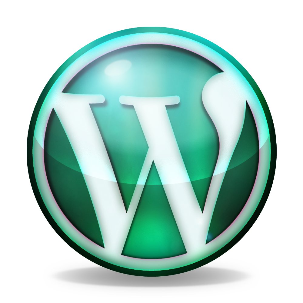 wordpress logo, four fantastic wordpress logos halfblog #29036