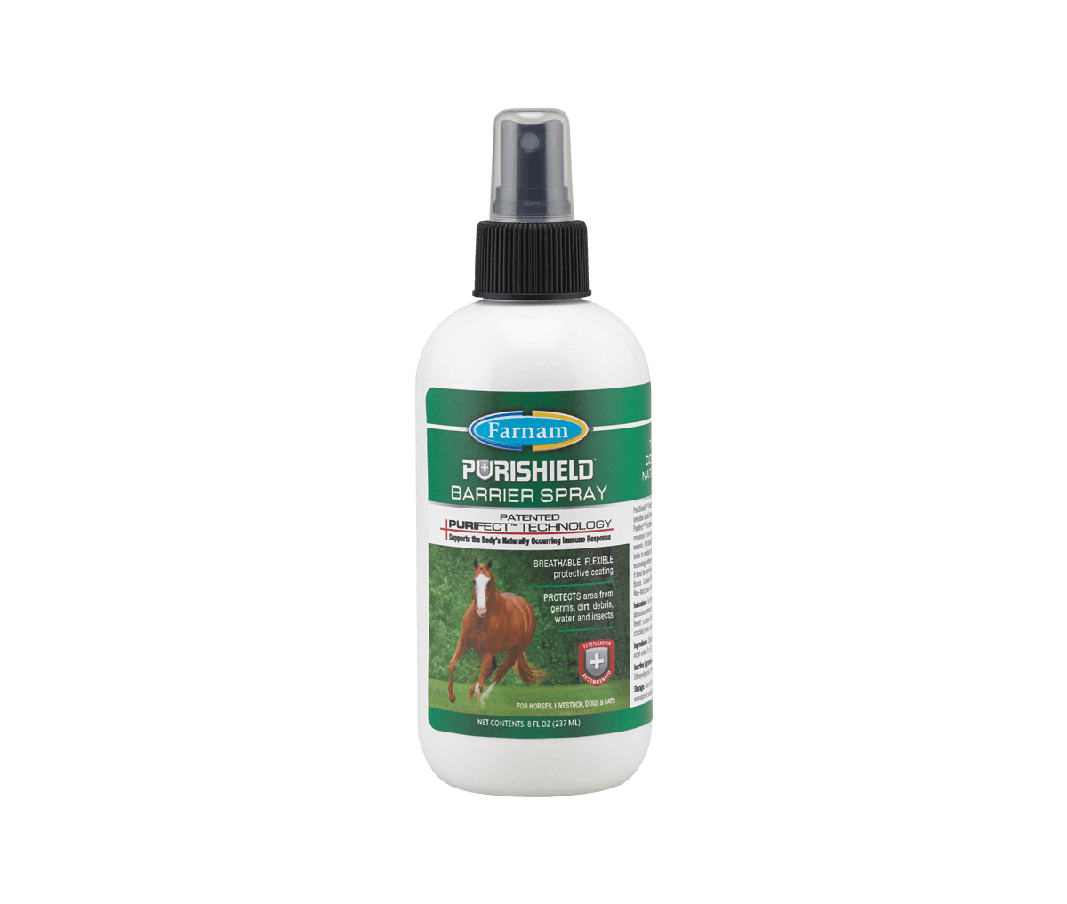 purishield barrier spray wound care farnam #30216