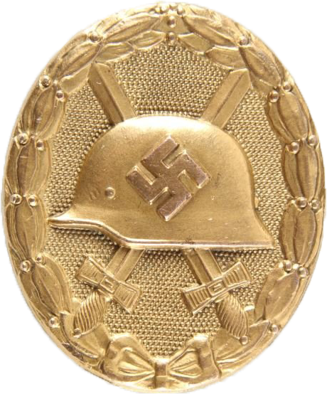 wiking wound badge class #30172
