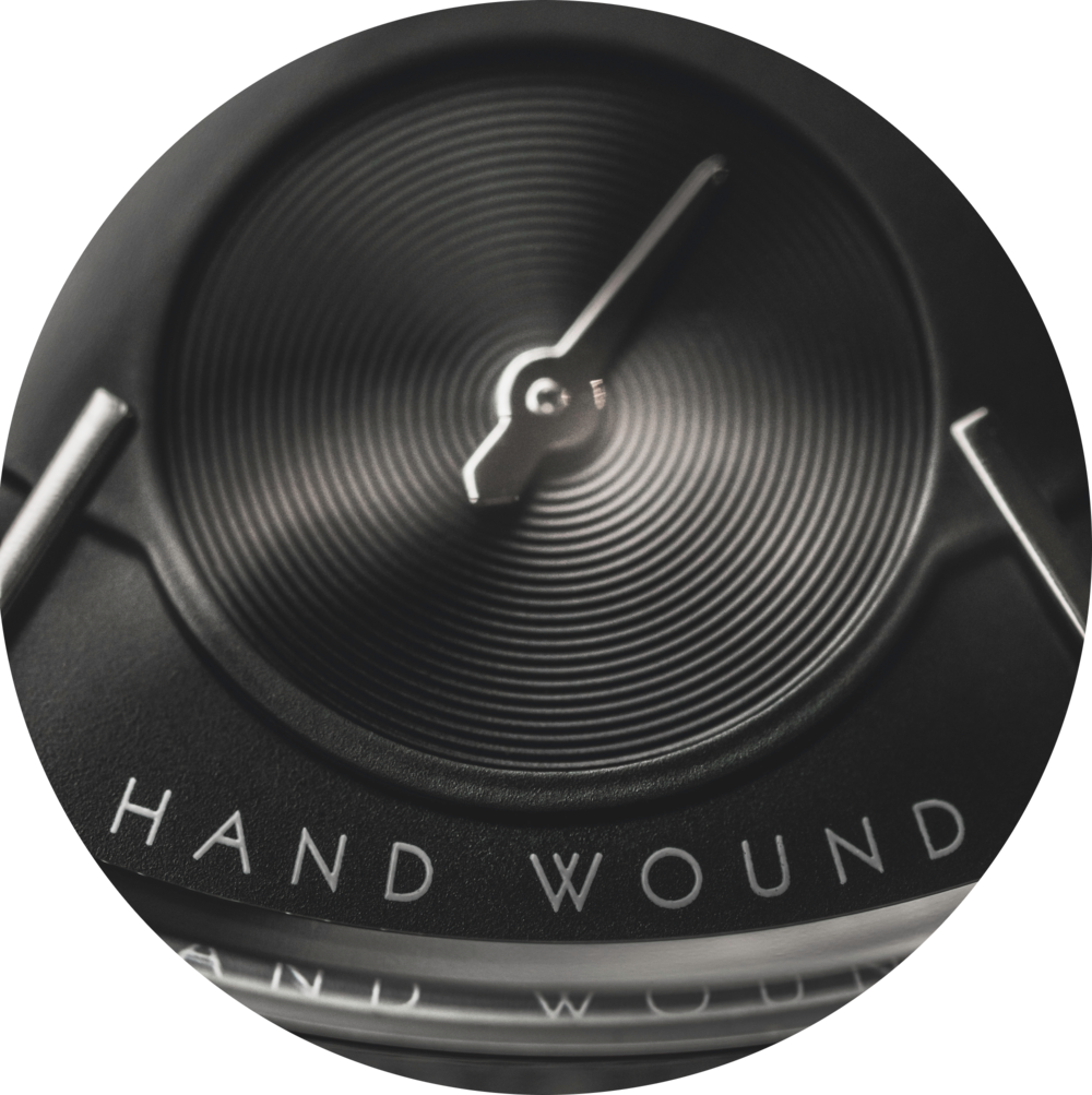 wound, marloe watch kickstarter launches timepiece chronicle #30212