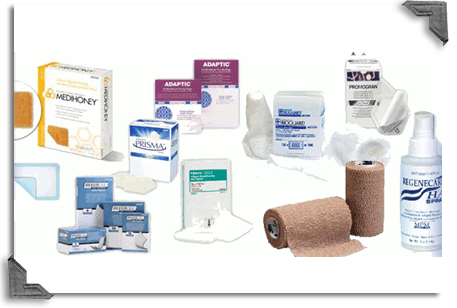 wound, medical supplies #30196