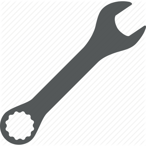 wrench vector png transparent #39752