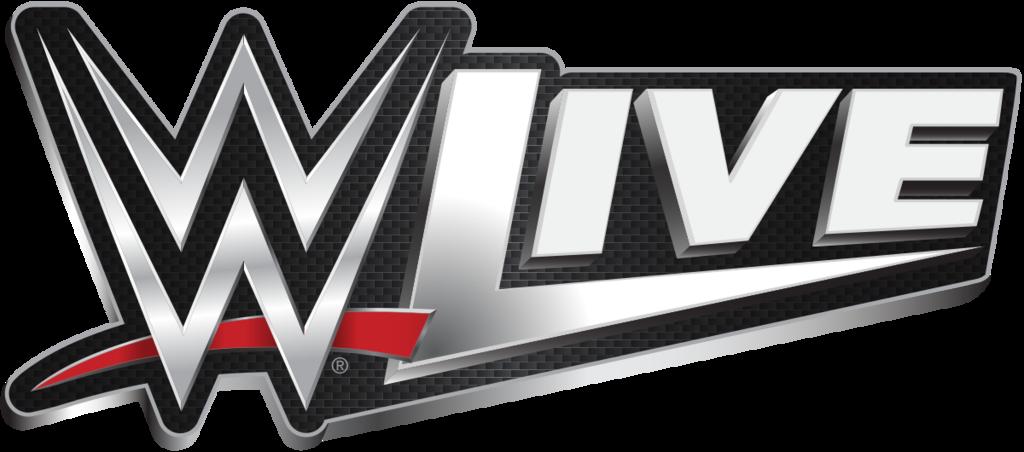 wwe live logo png #2481