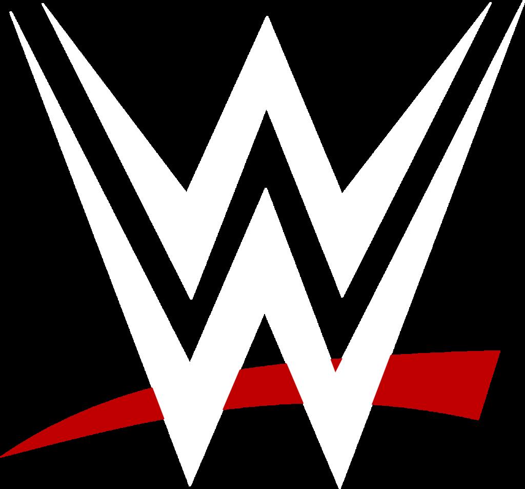 wwe logo white #2468