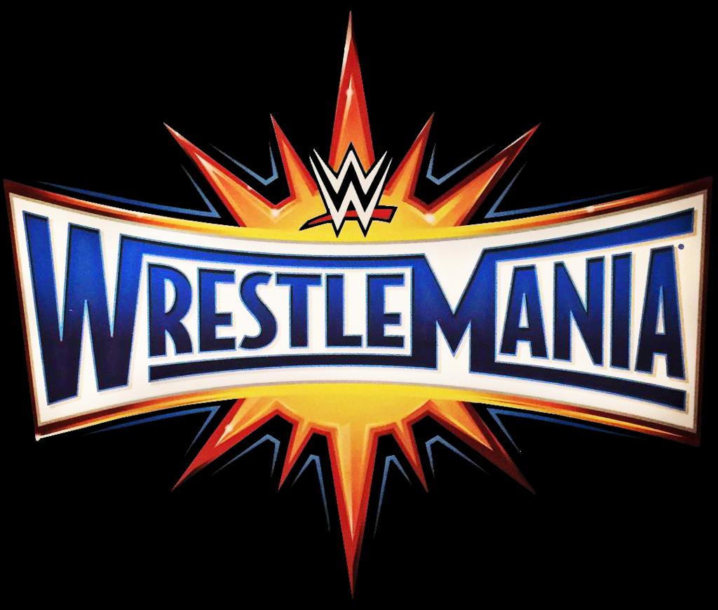 wwe wrestlemania logo png #2485