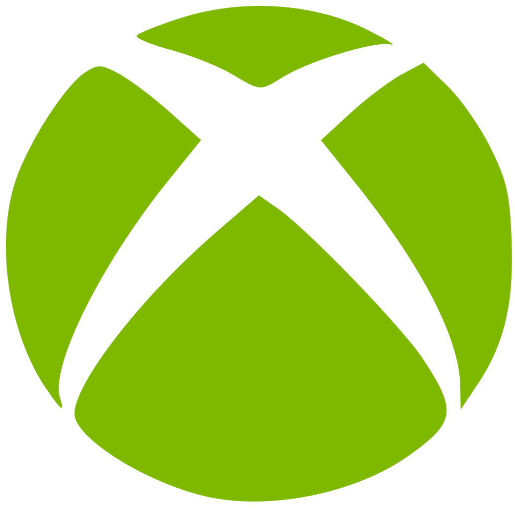 xbox logo green png #2486