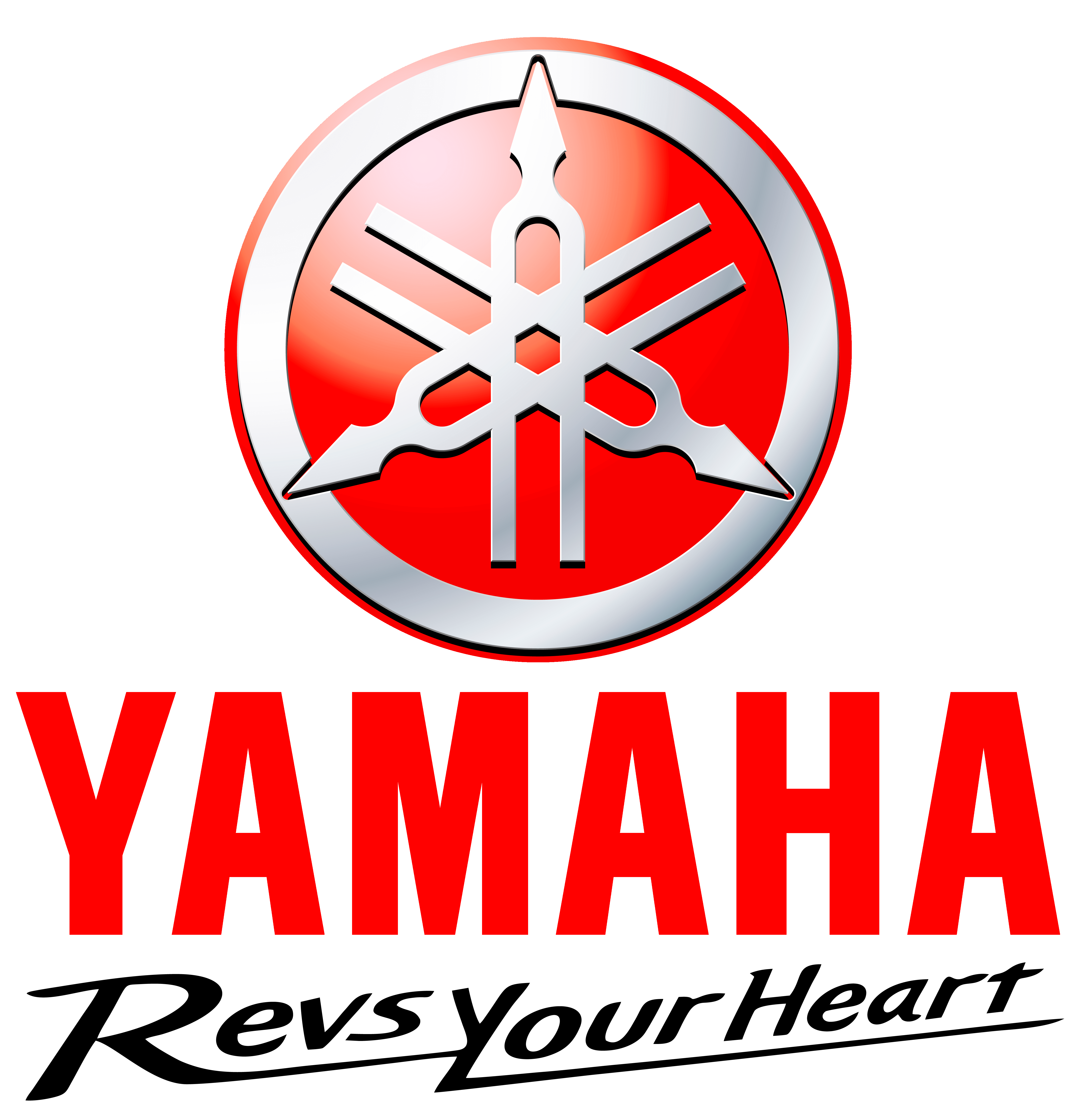 Yamaha Revs Your Heart Png Logo 3873 Free Transparent Png Logos