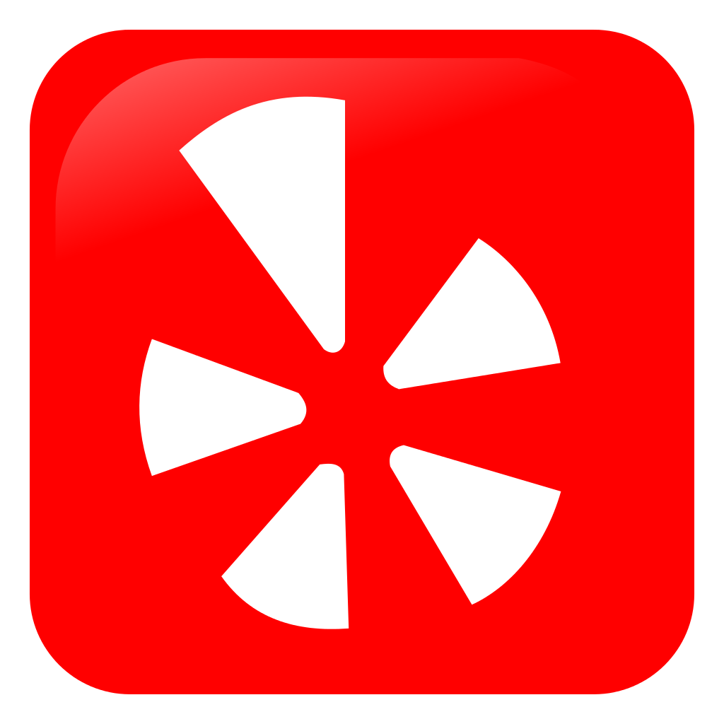 yelp logo red #267