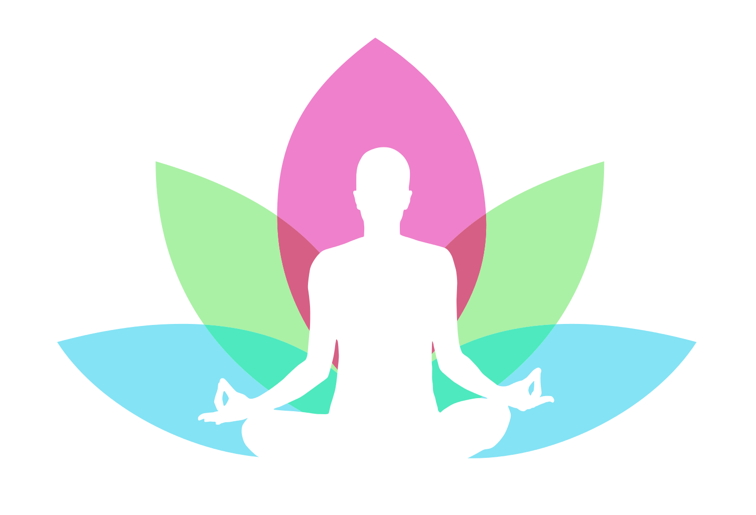 yoga logo compassion action 24265