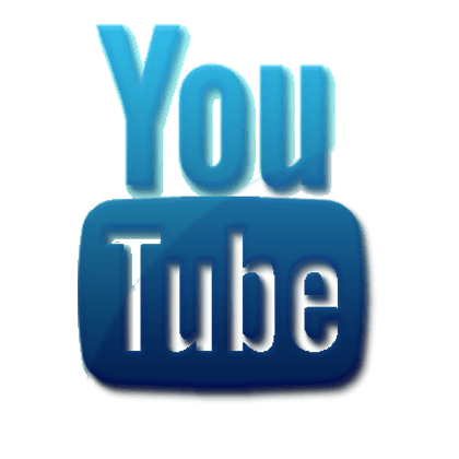 youtube logo blue pictures png 2089