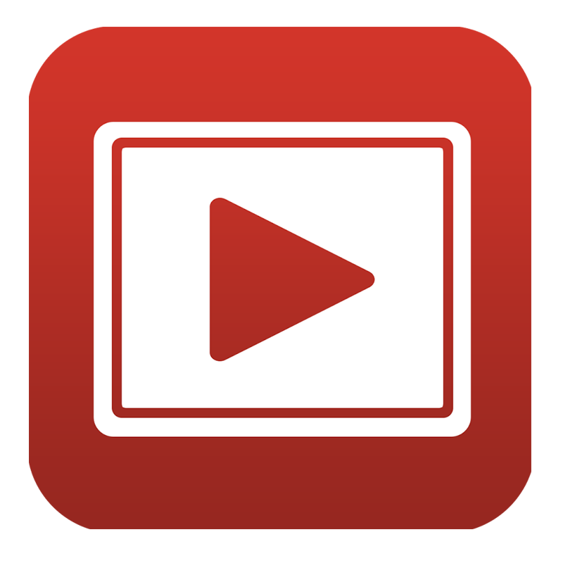 youtube logo png transparent 2090