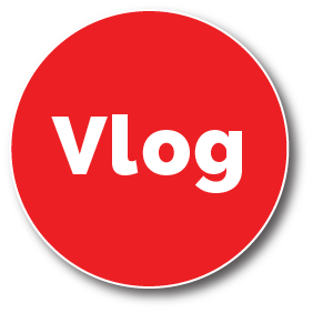 video blog logo circle vlog png #31805