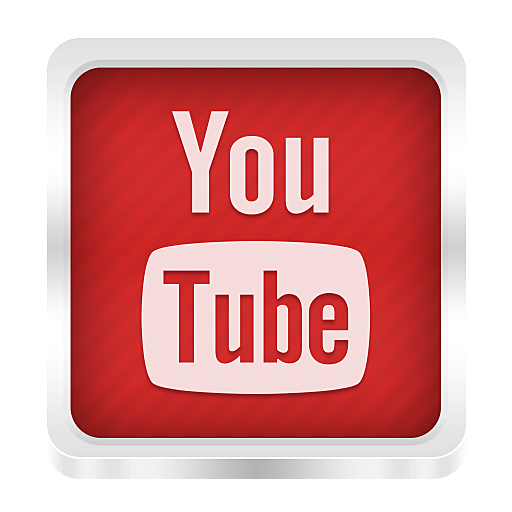 youtube logo icon icons download #31801