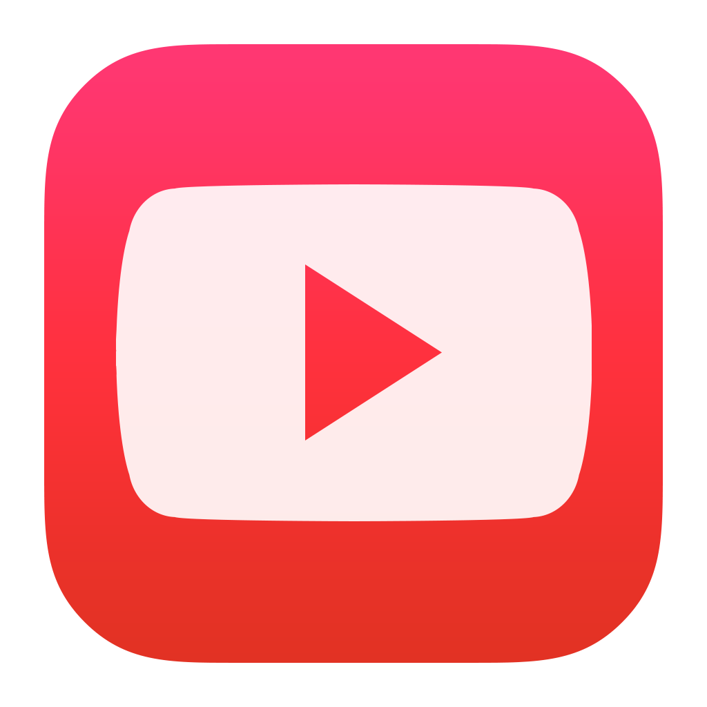 youtube transparent, youtube icon download clipart with transparent #31810