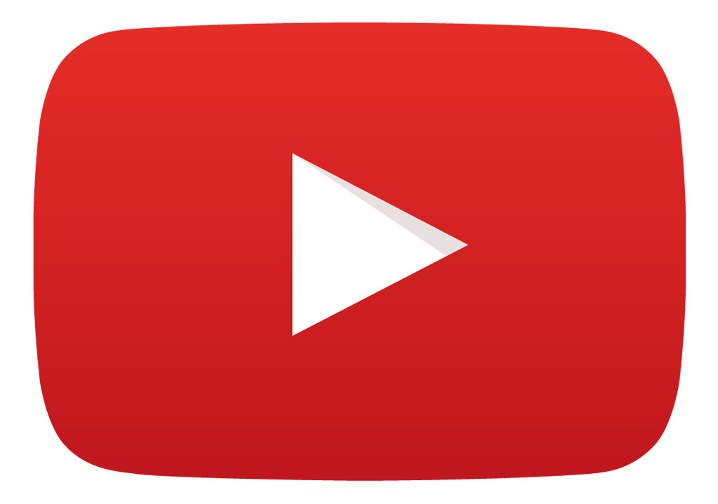 youtube play red logo png transparent background #2067
