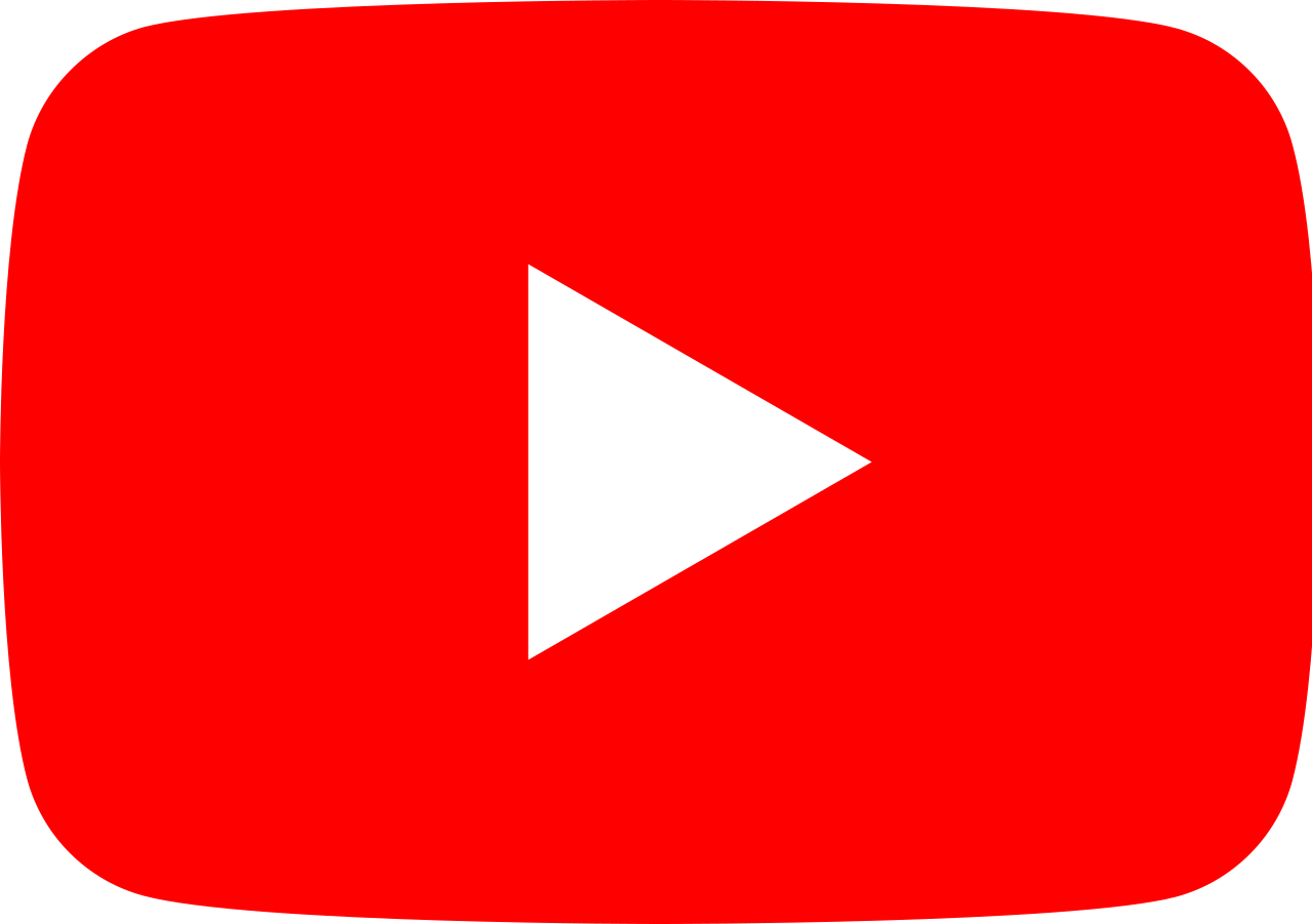 youtube tv, file youtube full color icon svg wikimedia commons #24348