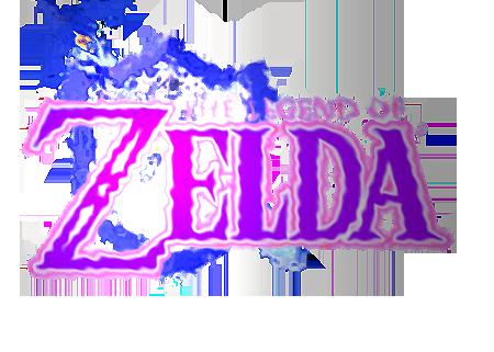 my own zelda logo photo png