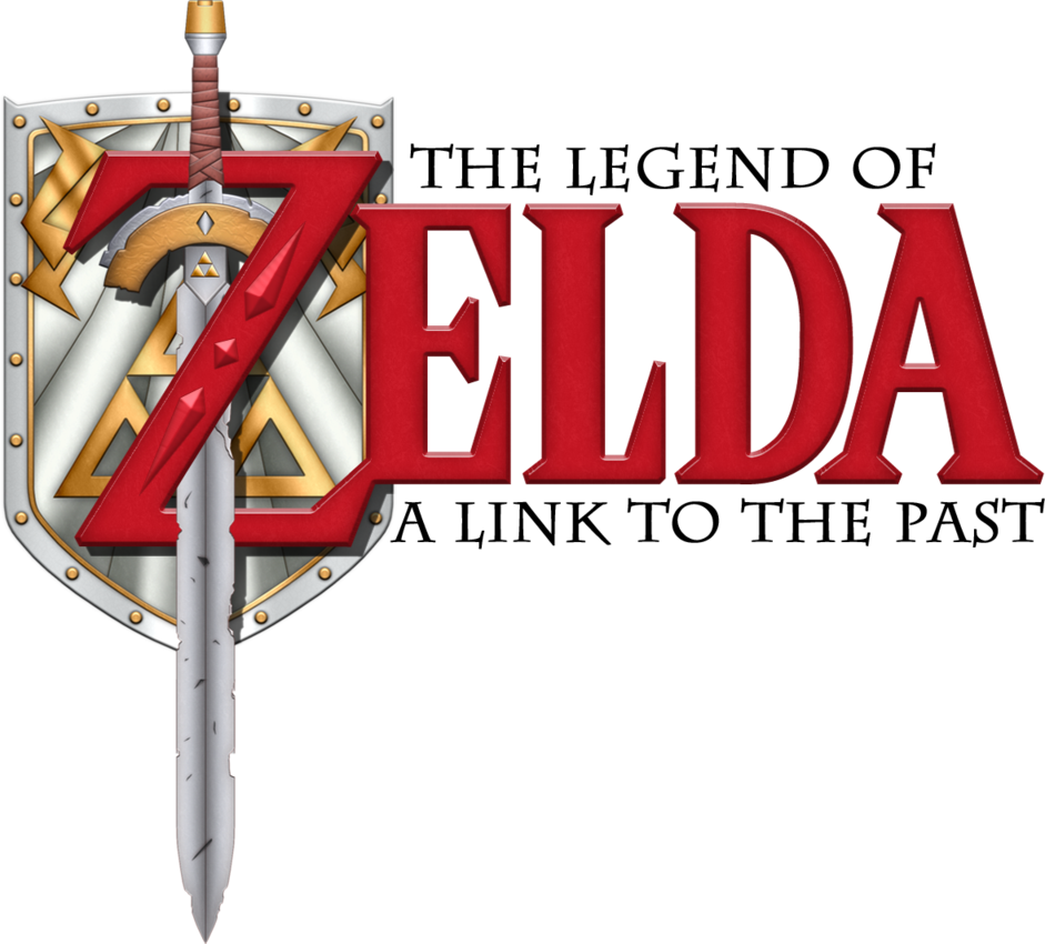 the legend of zelda a link to the past png logo 3910