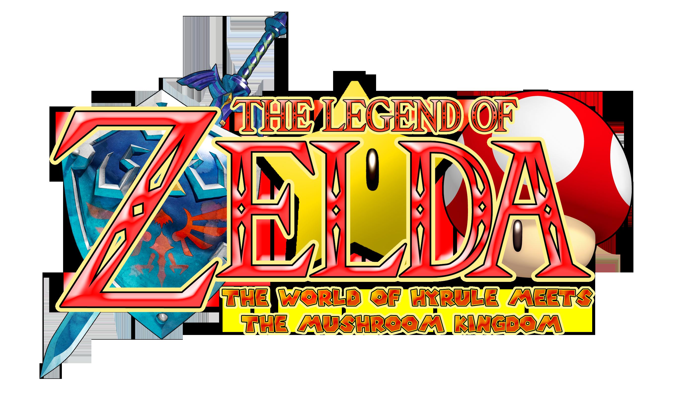 the legend of zelda twohmtmk logo png