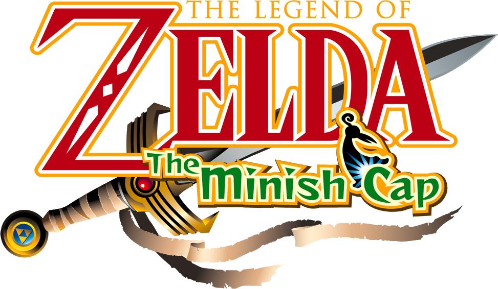 the minish cap zelda png logo