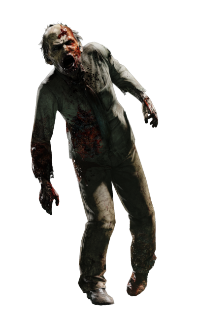 download zombie png transparent image and clipart #16036