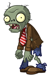 image regular zombie plants zombies wiki the 16093